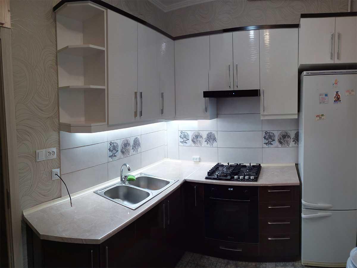 кухня фасад акрил 48