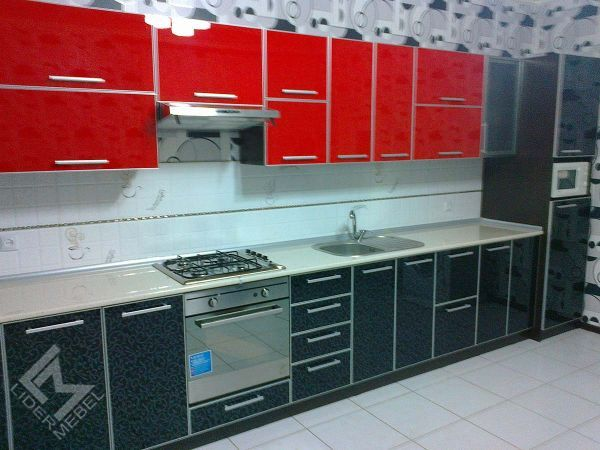 Кухня фасад акрил 8