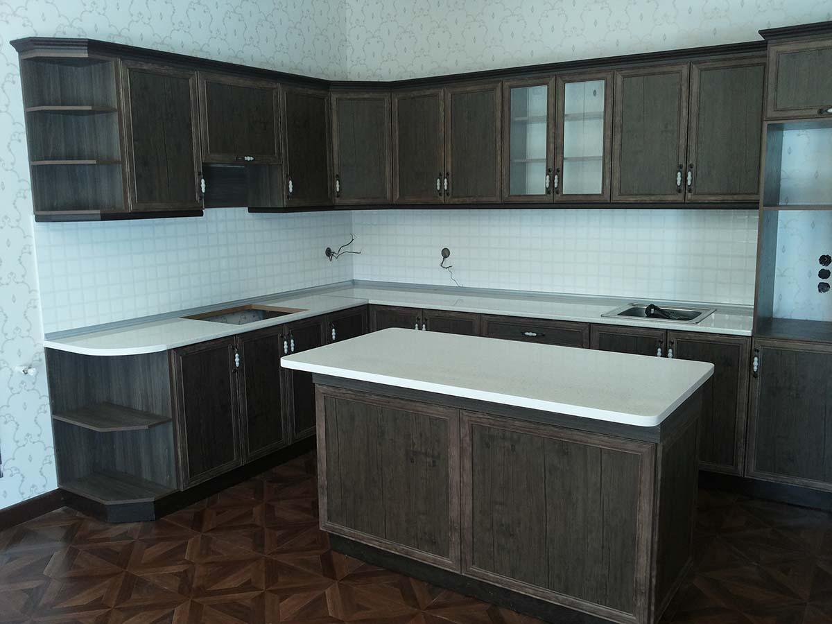 Кухня фасад AGT 18