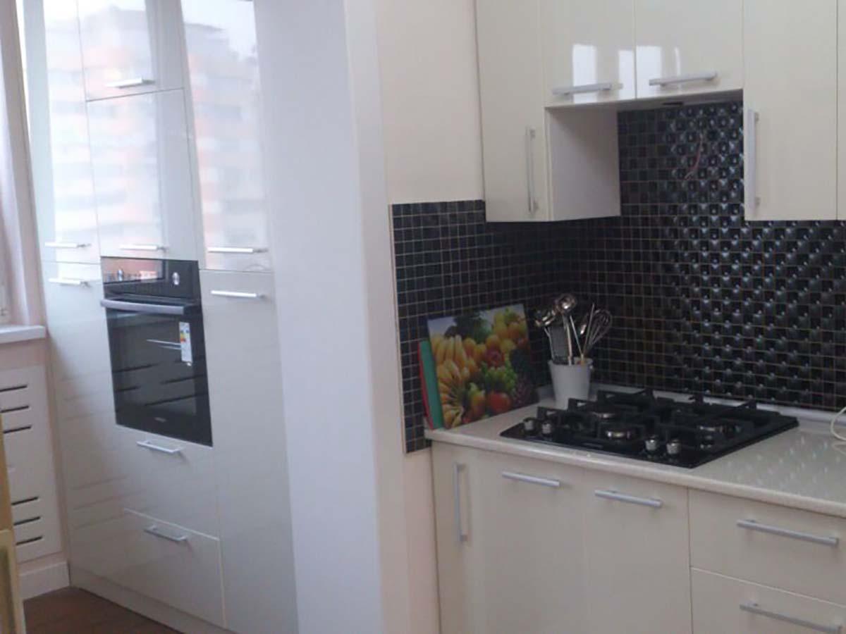 Кухня фасад АКРИЛ 32