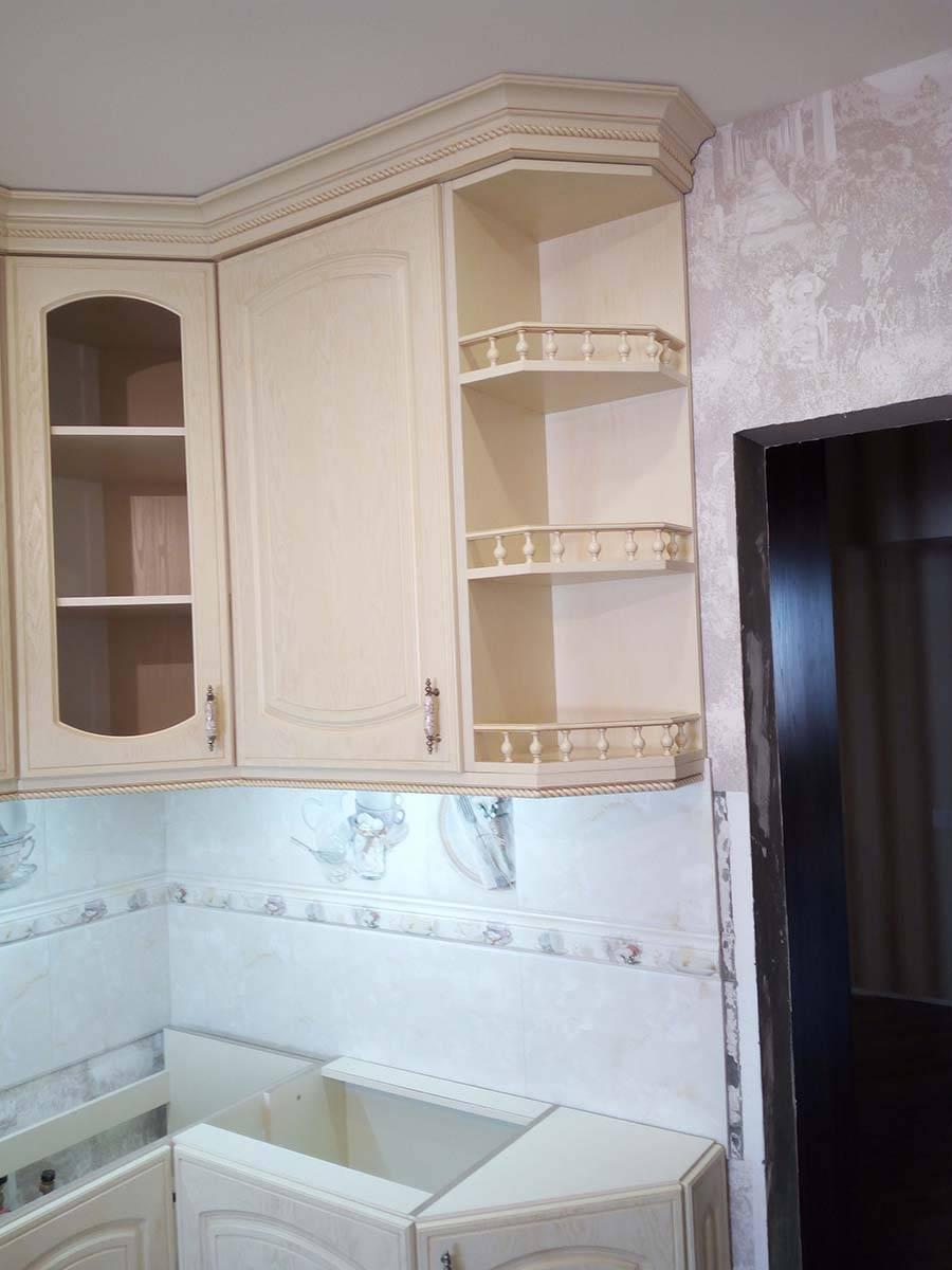 Кухня фасад ШПОН 37