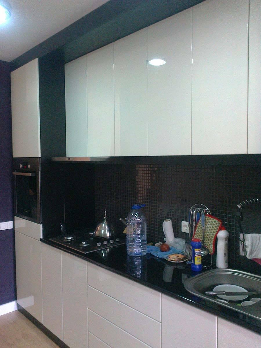 Кухня фасад эмаль 14