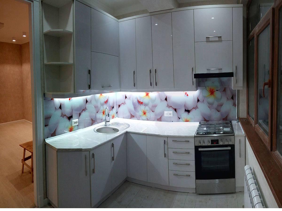 кухня фасад акрил 41