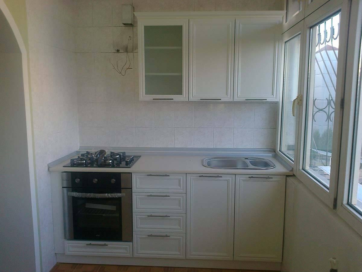 Кухня фасад AGT 19