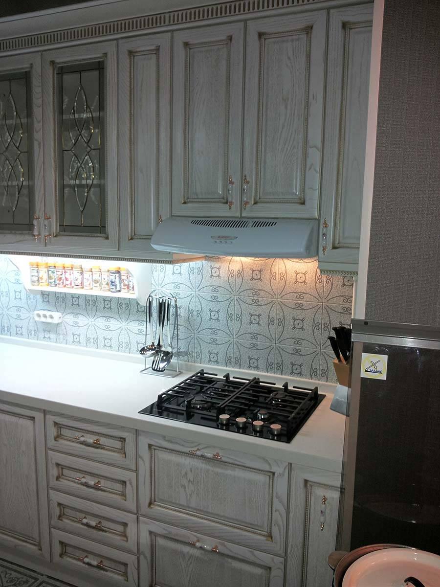 Кухня фасад ШПОН 34