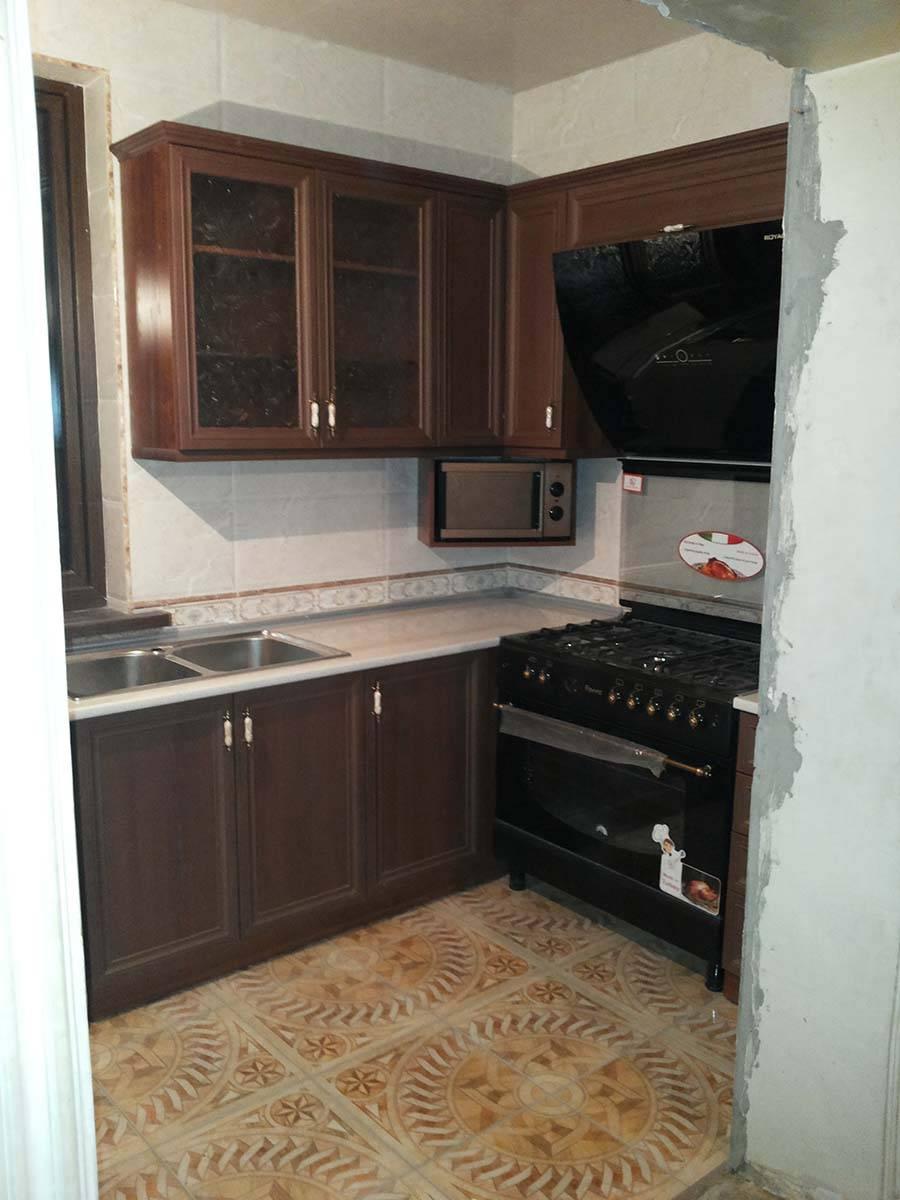 Кухня фасад AGT 21