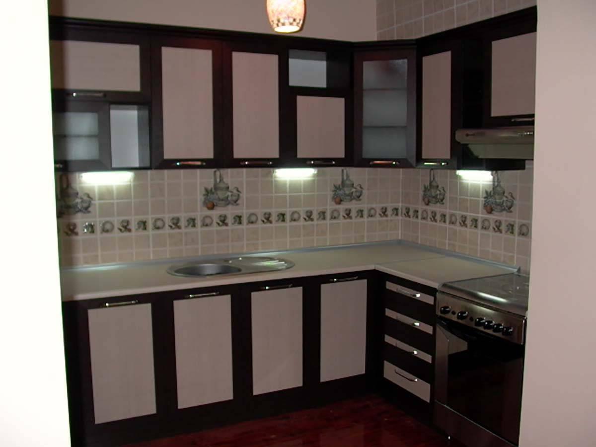 Кухня фасад AGT 25