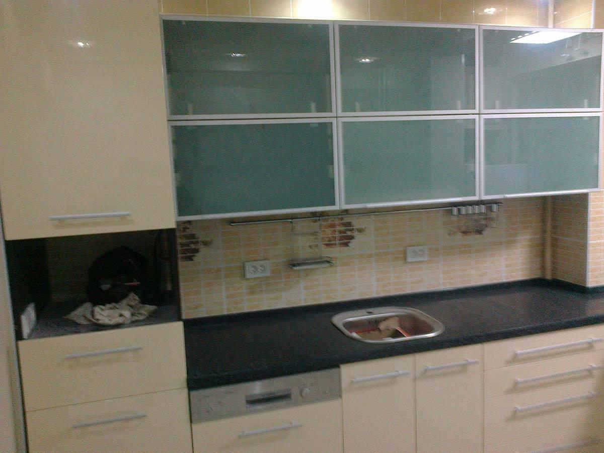 Кухня фасад эмаль 13