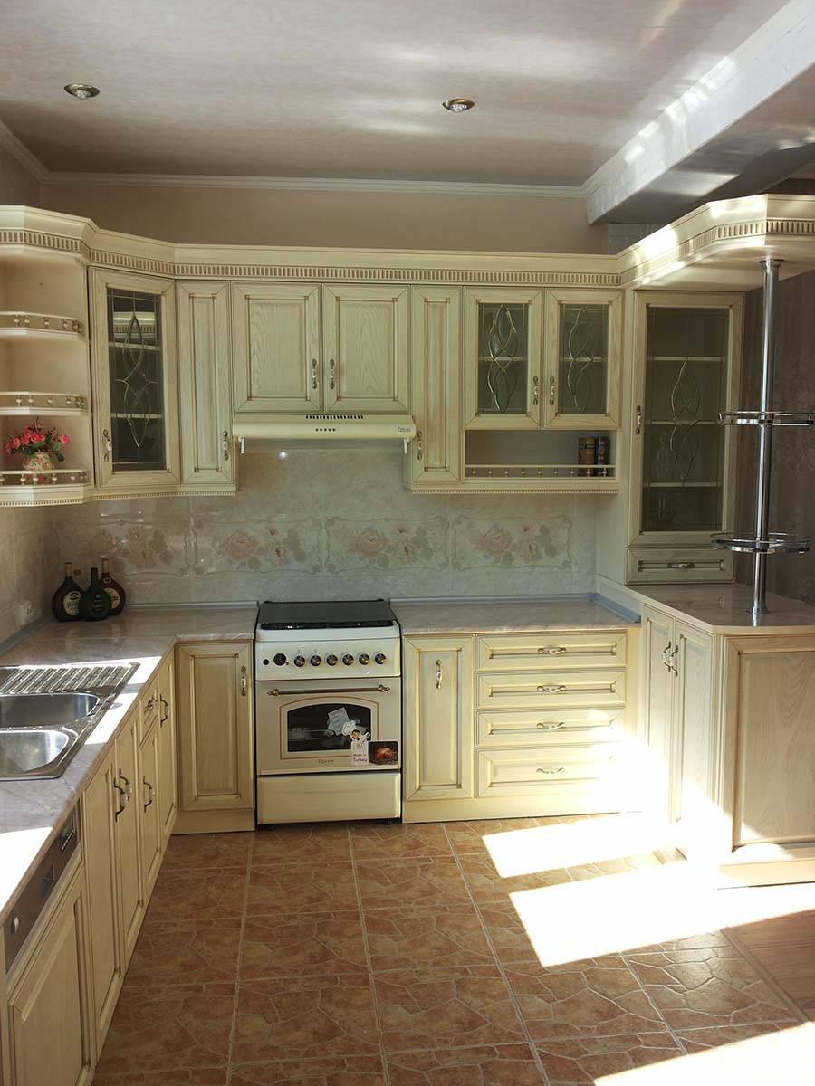 Кухня фасад  ШПОН 33