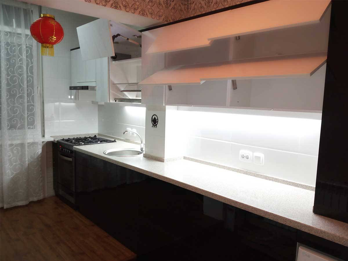 кухня фасад акрил 45