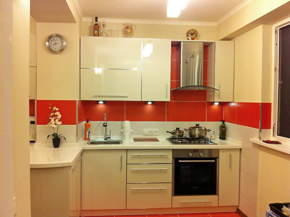 Кухня фасад Акрил 12