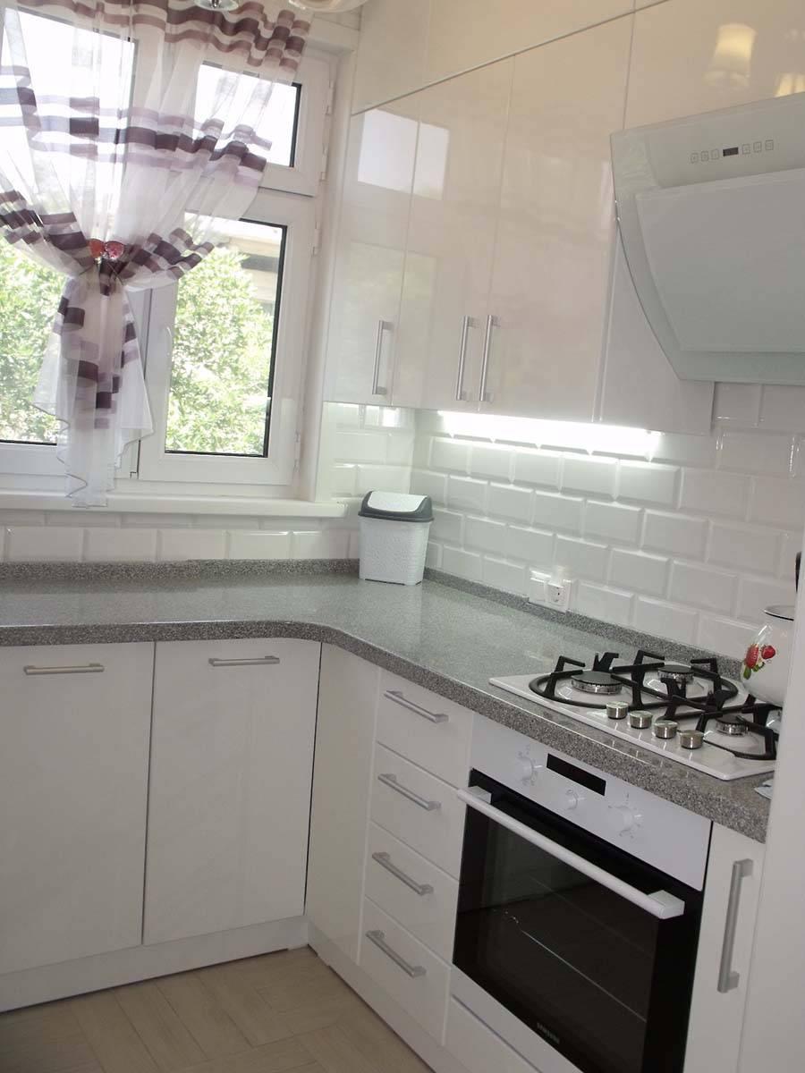 Кухня фасад Эмаль 16
