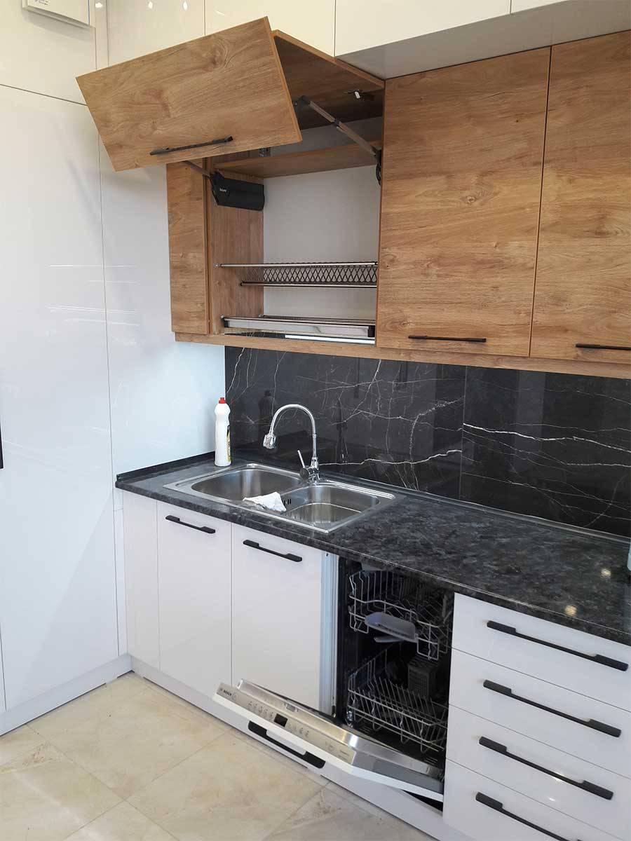 кухня фасад акрил 54